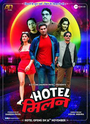 Hotel Milan 2018 Hindi 720p WEB-DL 950MB