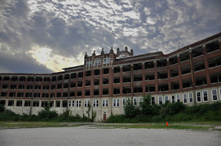Photo du sanatorium de Waverly Hills