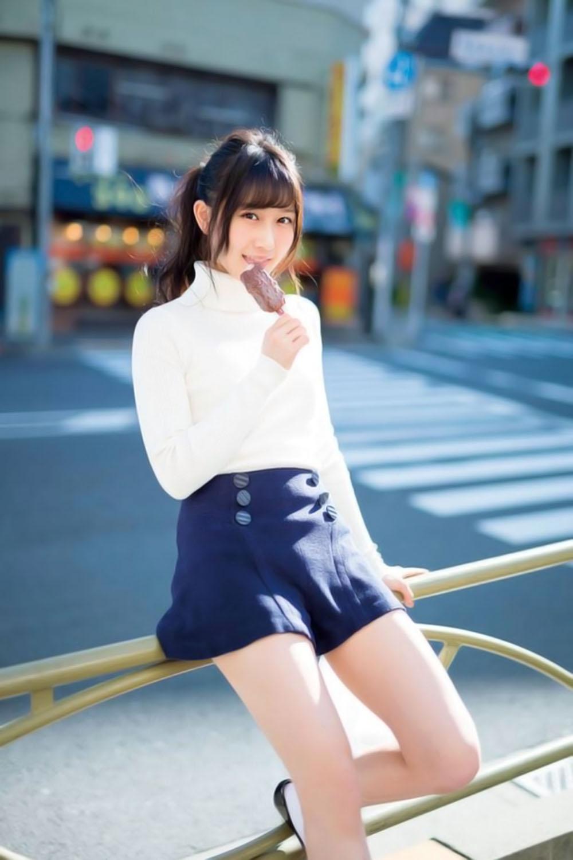 Yagura Fuuko 矢倉楓子 NMB48, BUBKA 2016.06 Gravure
