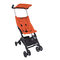 cocolatte cl688 pockit the smallest folding stroller