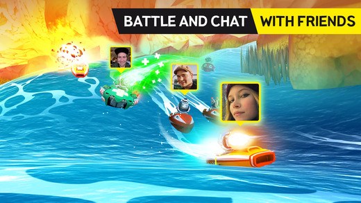 Rovio launches real-time multiplayer game Battle Bay on Android and iOS