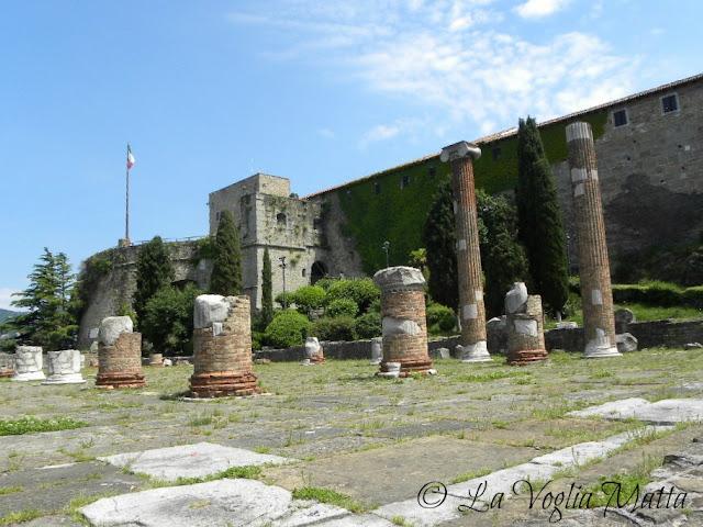Castello di San Giusto a Trieste