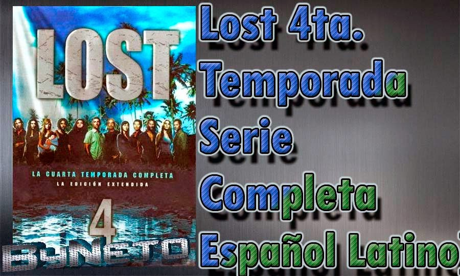Descargar Lost 4ta. Temporada Serie Completa [Español Latino]