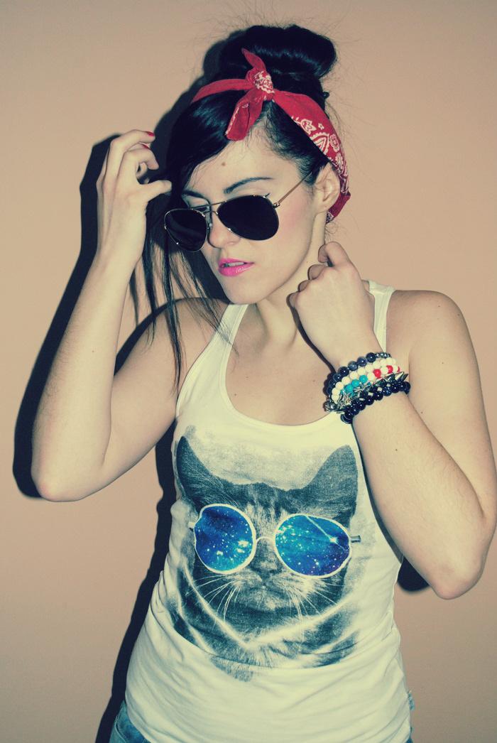 rockowa pin up girl