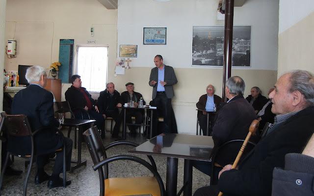 Νικ. Γάτσας: Την Πέμπτη 7 Μαρτίου η παρουσίαση προγραμματικών θέσεων και υποψηφίων συμβούλων
