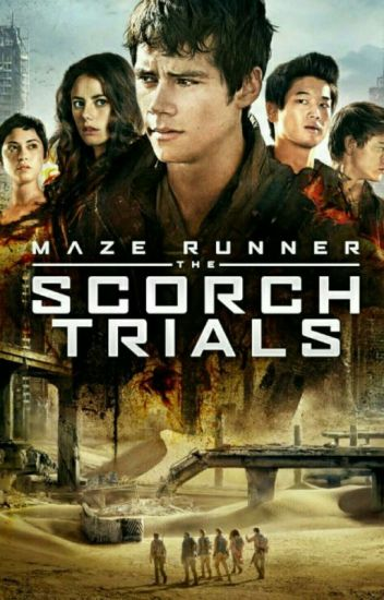 Maze Runner: The Scorch Trials [2015] [DVD9] [NTSC] [Latino]