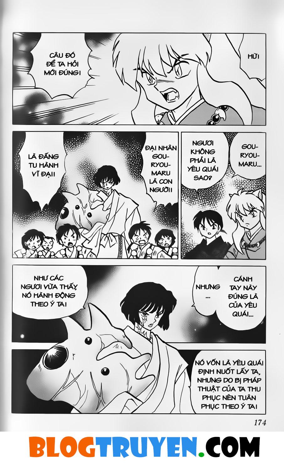 Inuyasha vol 35.10 trang 9