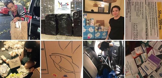 Gofundme: Apoya con tu aporte económico para pagos de envíos a Venezuela desde  EEUU a Move Org New York