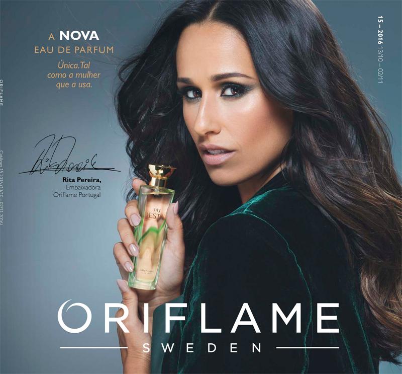 Catálogo 15 de 2016 da Oriflame