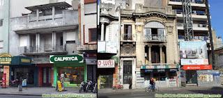 Antigas casas | Montevideu