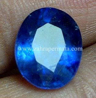 Royal Blue Saphire + Memo - ZP 578