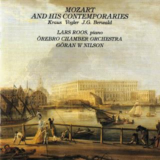 Mozart And His Contemporaries: Kraus, Vogler And J.G. Berwald