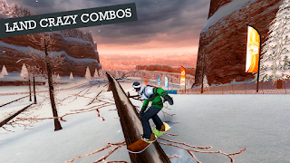 Snowboard Party 2 MOD Apk+Data Full Gratis (Everything Unlocked)