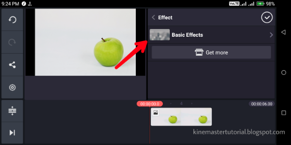 2019 | How To add Effects in KineMaster | KineMaster Effects