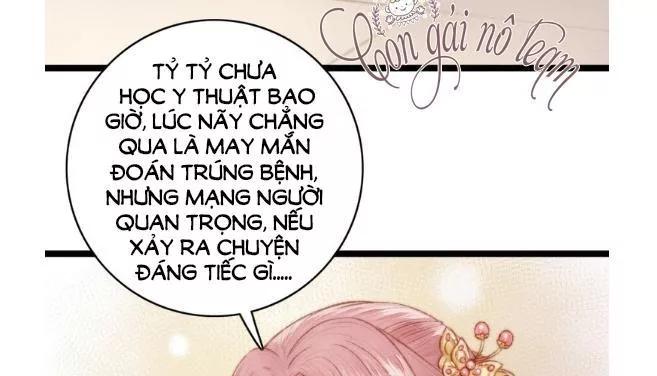 Nàng Phi Cửu Khanh - Thần Y Kiều Nữ chap 33 - Trang 14