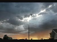 Objek Hitam Misterius Muncul Di Atas El Paso