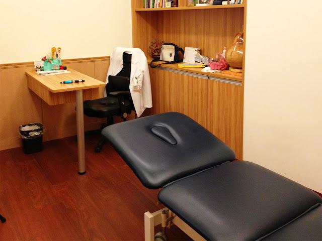 好痛痛 宸康物理治療所 台中市北屯區 診療室 徒手治療