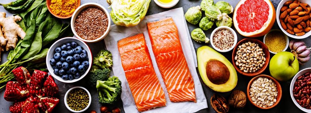 Gesunde Ernährung beachten