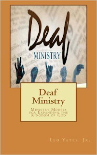 cover of Deaf Ministries book