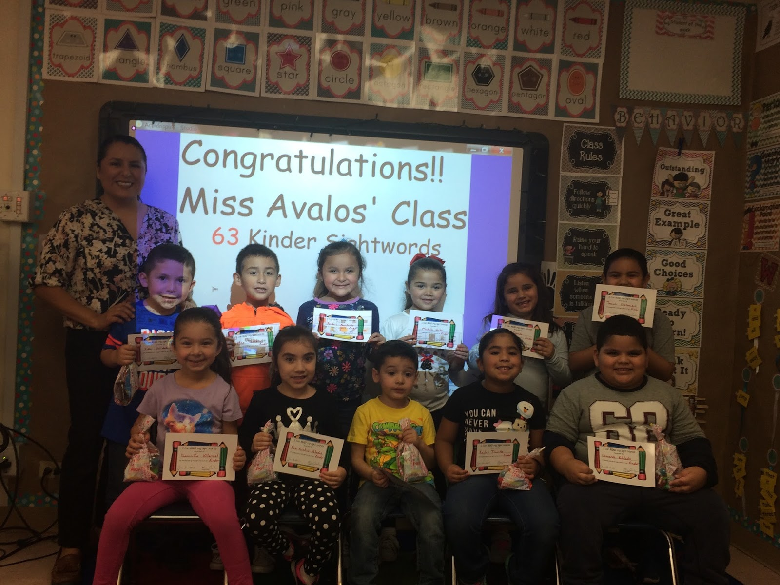 Eagle Pass ISD  iVision: Kennedy Hall Makes Memory Milestones