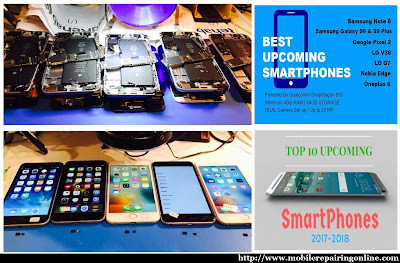 iPhone and Smartphone Troubleshooting Upcoming 2018