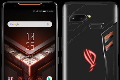 Download Firmware ASUS ROG Phone Z01QD (ZS600KL), Firmware, Tool & Dump / eMMC File Tested 100% Sukses