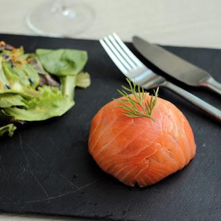 Illustration Dôme de saumon