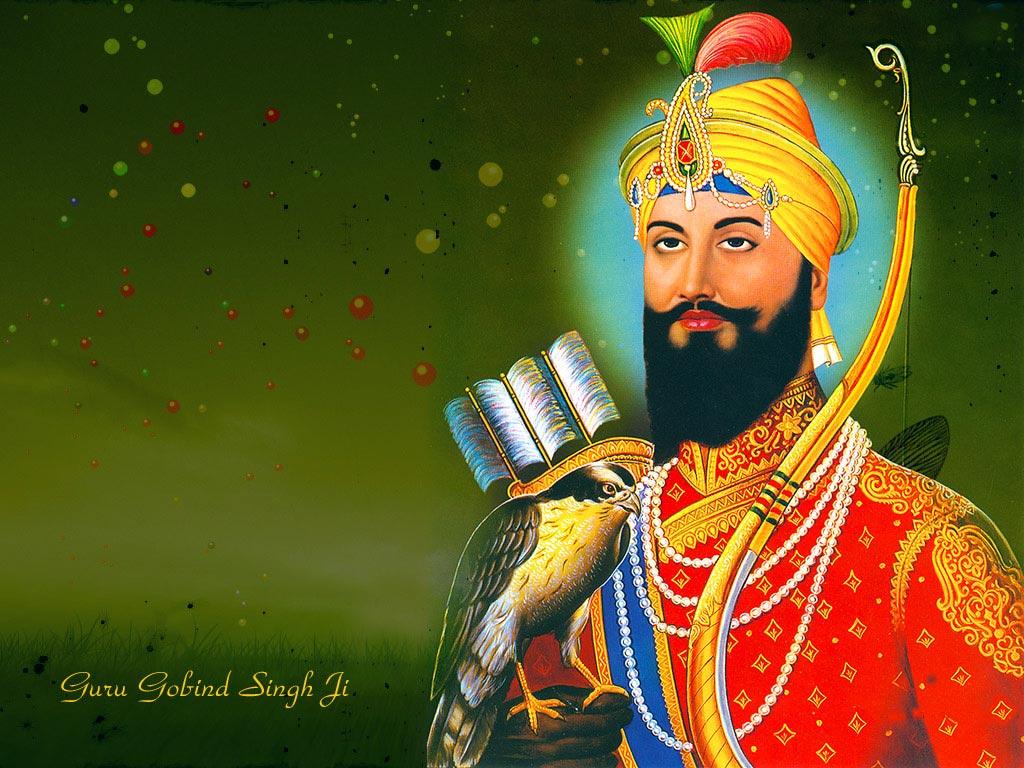 Guru Gobind Singh Ji Wallpapers on 2013 04 01 Archive