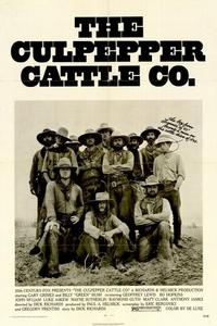Watch The Culpepper Cattle Co. Online Free in HD
