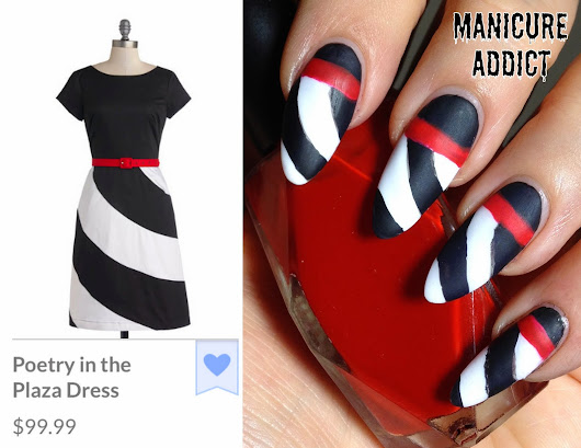 ModCloth Nail Klub Dress Challenge