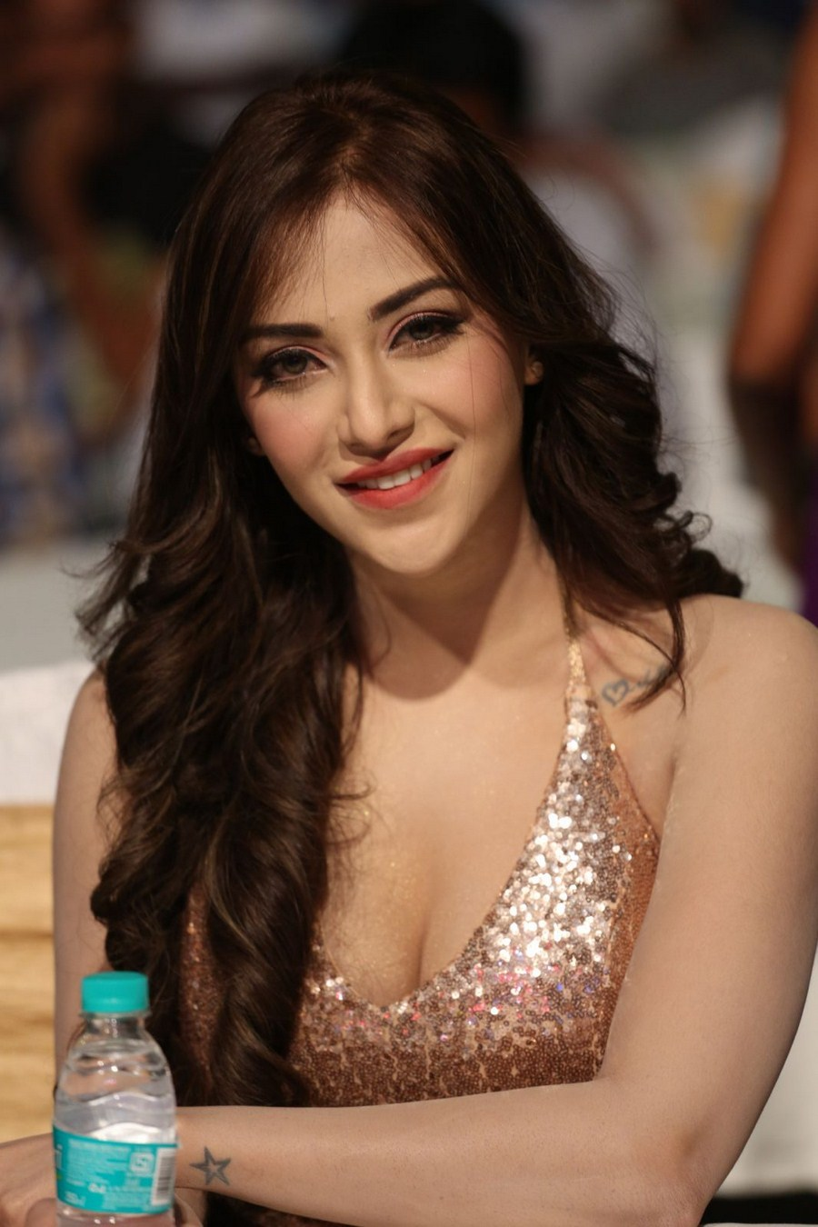 Actress AngelaKrislinzki Latest HD Images