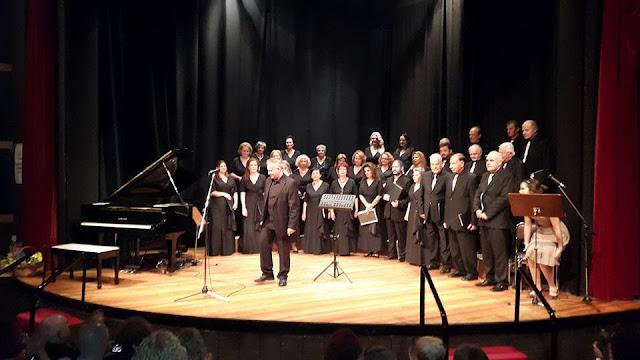 Επιτυχημένη η παρουσία του πολυφωνικού σχήματος της Χορωδίας Δ.Ο.Π.Π.Α.Τ Ναυπλίου στη Θεσσαλονίκη