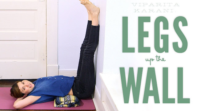 5 Things That Happen When You Raise Your Legs Against A Wall Every Day