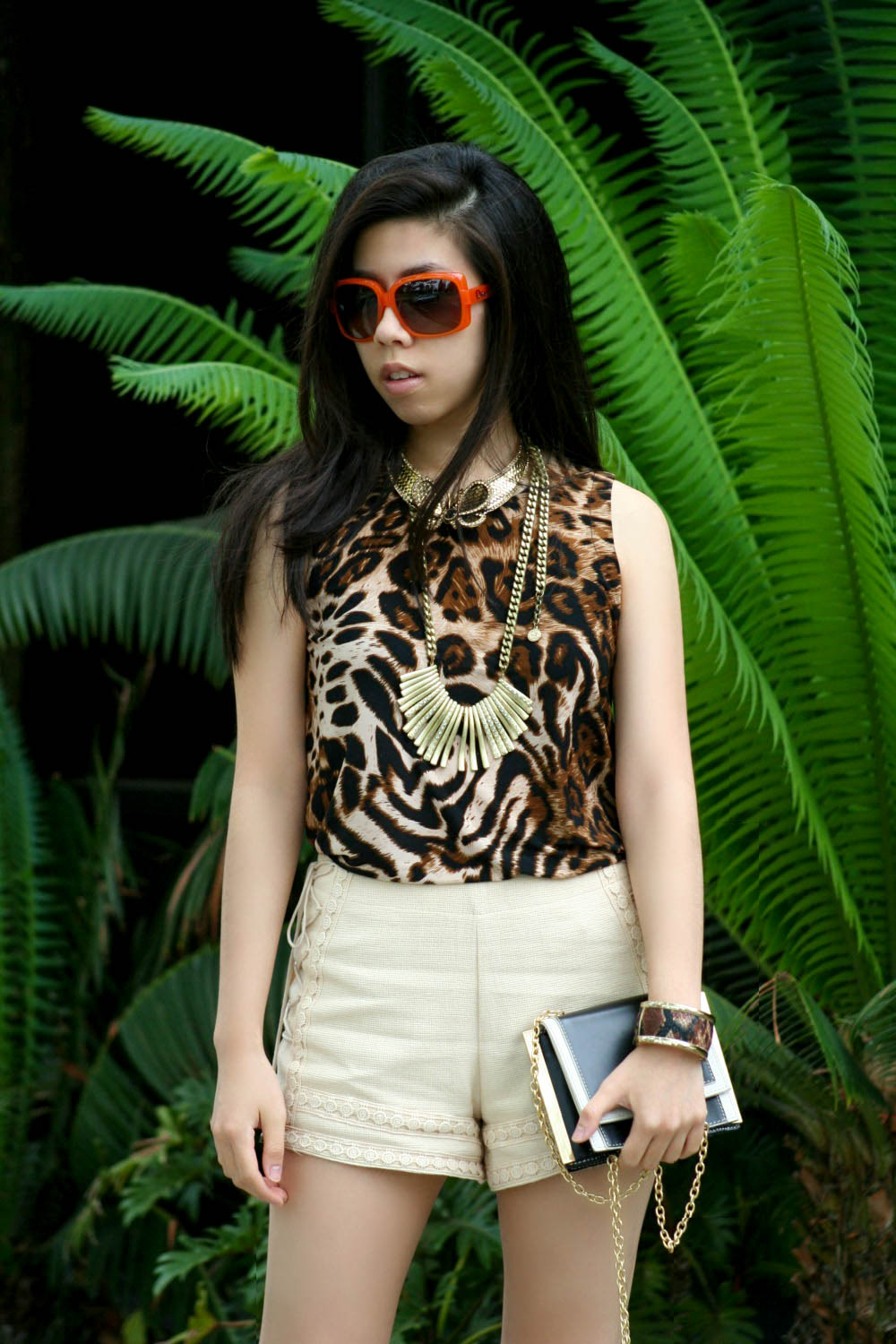 How to Wear a Dress as a Top_ Dress with Shorts_Adrienne Nguyen_Invictus