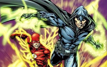 musuh terbaik the flash