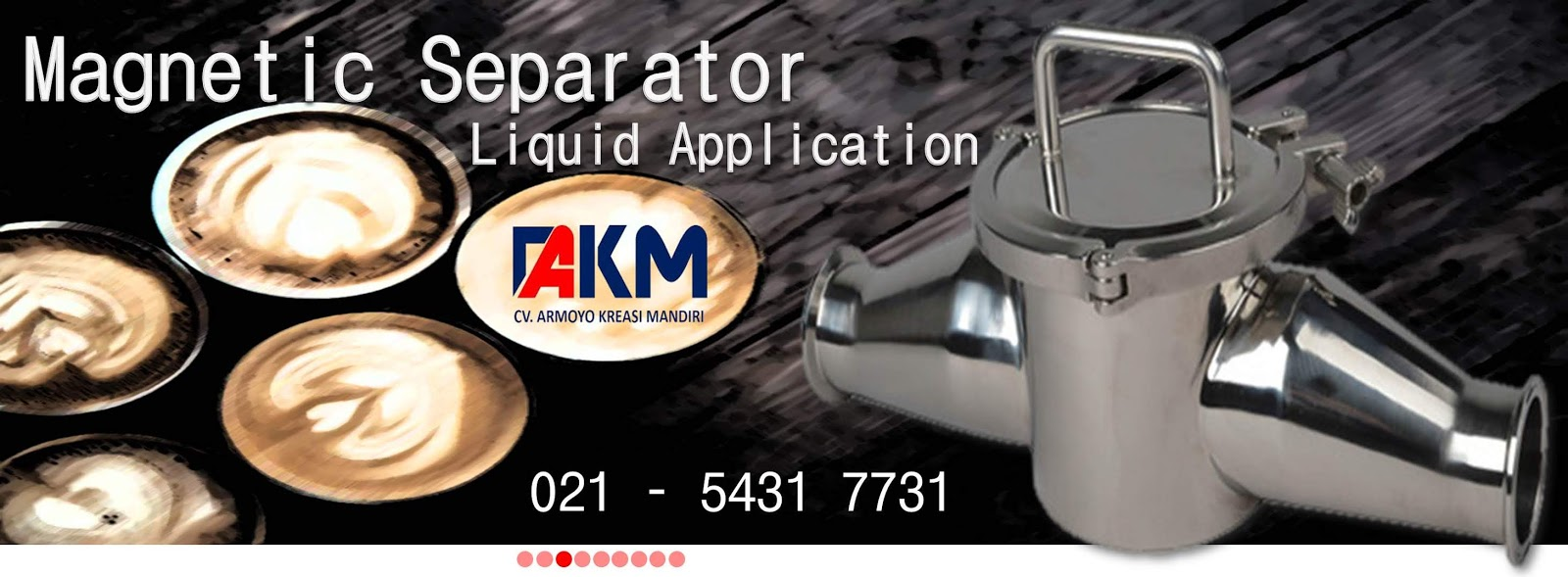 magnetic separator liquid