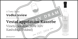 ATD review Vestal Vodka Kaszebe 2010