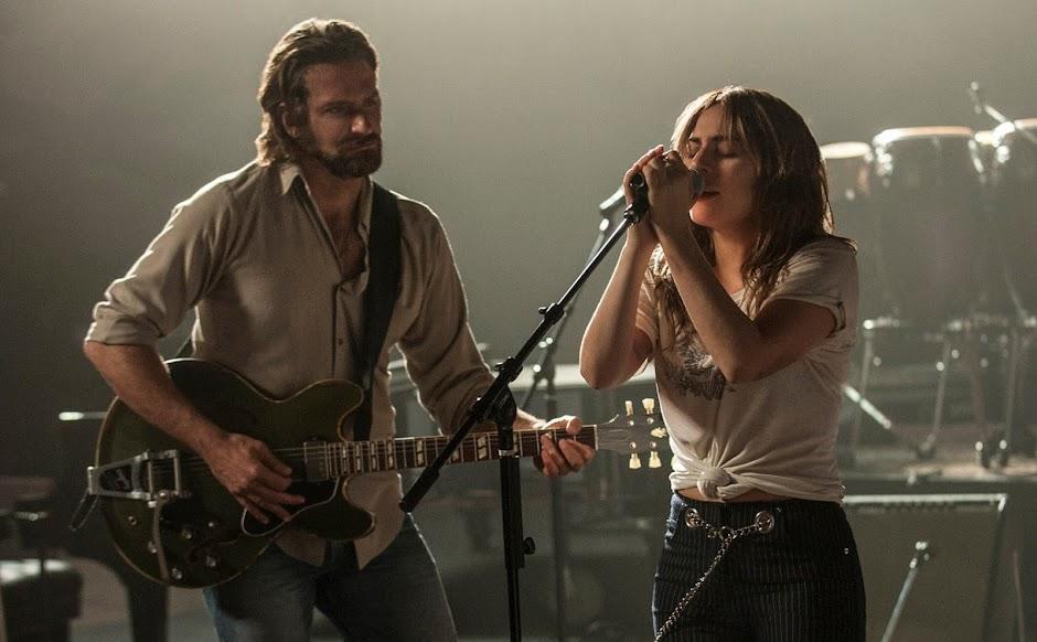 """Começam as filmagens do remake de """"Nasce Uma Estrela"""", com Bradley Cooper e Lady Gaga"""