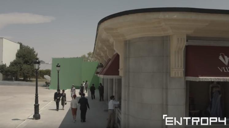 Las galerías Velvet: cómo se hicieron y dónde se filmó la serie