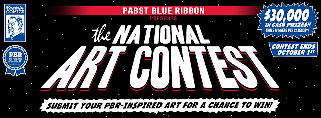 The PBR Art Contest