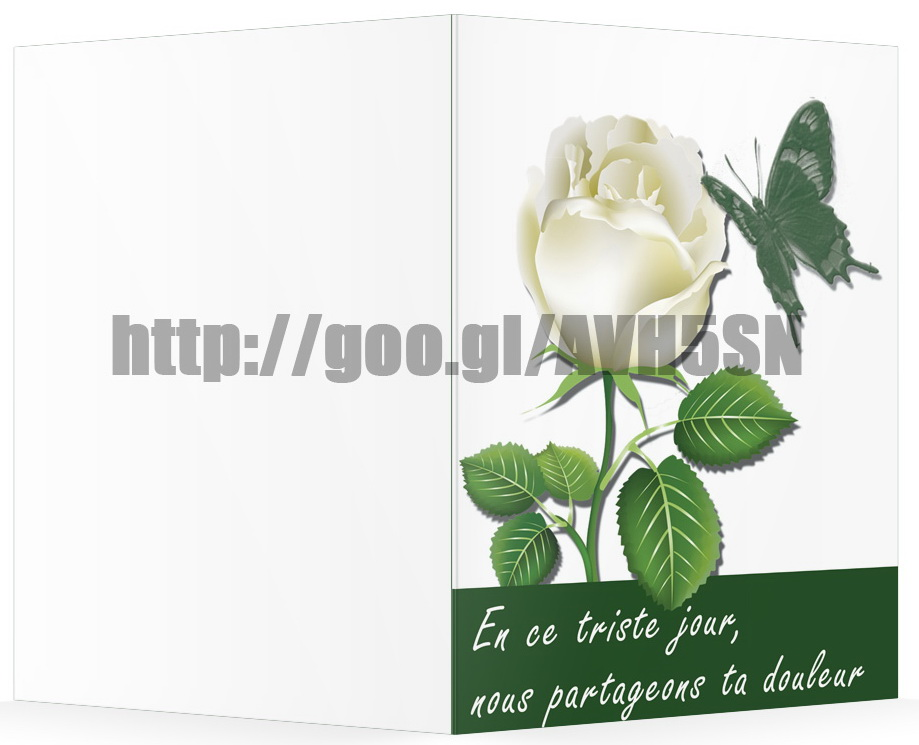 Carte Pour Message De Condoléances Gratuitement Telecharger