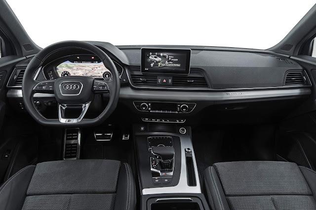 Audi e JAC trazem acessório inédito no para-brisa