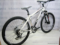 26 Inch Pacific Tranzline 300 21 Speed Shimano Mountain Bike