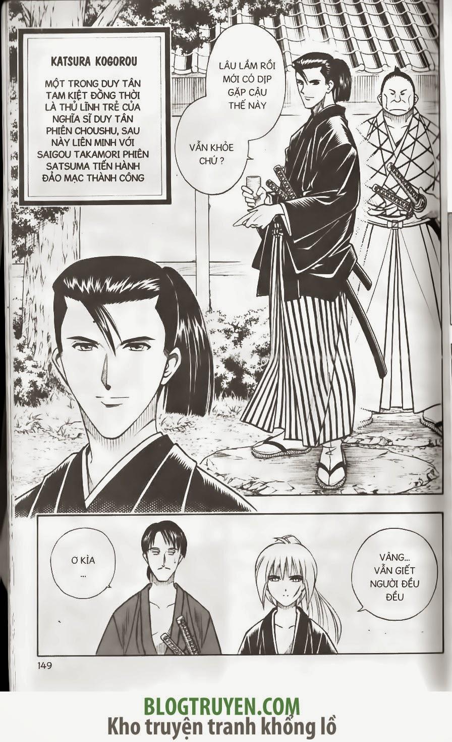 Rurouni Kenshin chap 166 trang 6