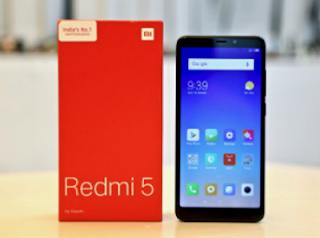 Harga HP Xiaomi Redmi 5 32GB