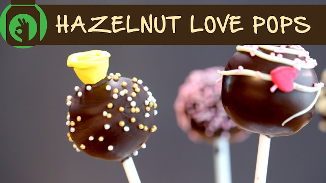 Hazelnut Love Pops Recipe