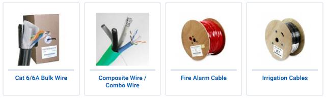 Bulk Network Cables