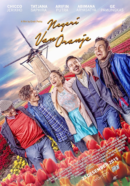 Download Film Negeri Van Oranje 2015 Full Movie