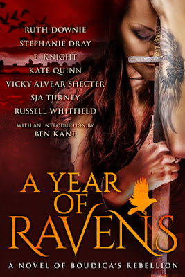 Review: A Year of Ravens: A Novel of Boudica's Rebellion