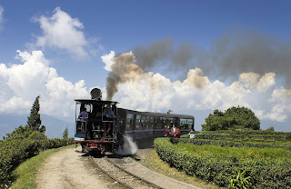 Toy Train - Darjeeling, North-east tour, North- east tour packages